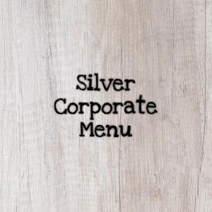 Silver Corporate Menu