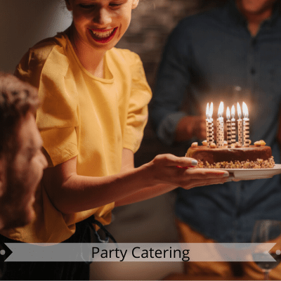 Party Catering Image